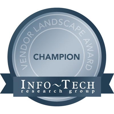 "DNN è stato identificato come ""Champion"" da Info-Tech Research Group"